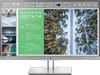 "23.8"" HP EliteDisplay E243 (1FH47AA), IPS LED, 16:9, 1920x1080, 250cd/m2, 1000:1, 5ms, Pivot, VGA/HDMI/DP/USB"