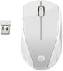 HP X3000 Wireless Mouse (2HW68AA), pike silver
