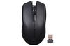 A4 Tech G11-760N V-Track, Wireless Optical Mouse, Rechargeable, USB nano reciever, black