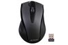A4 Tech G9-500F-1 V-Track, Wireless Optical Mouse, USB nano reciever, black