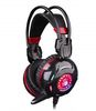 A4 Tech G300, Bloody gaming headset, 2x3.5mm/USB, black