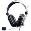 A4 Tech HS-50, ComfortFit Stereo Headset with Microphone, 3.5mm