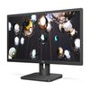 "21.5"" AOC 22E1Q, 16:9, 1920x1080, 5ms, 60Hz, 3000:1, 250cd/m2, speakers, VGA/HDMI/DP, black"