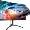 "31.5"" AOC AG322QC4, WLED, 16:9, 2560x1440, 3000:1, 400cd/m2, 4ms, 144Hz, speakers, VGA/2xHDMI/2xDP/USB3.0"