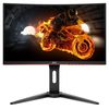 "27"" AOC C27G1, Curved, 144Hz, 16:9, 1920x1080, 1ms, 3000:1, 250cd/m2, VGA/HDMI/DP"