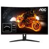 "31.5"" AOC C32G1, Curved, 1920x1080, 3000:1, 250cd/m2, 1ms/4ms, 144Hz, speakers, VGA/2xHDMI/DP"