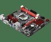 ASRock H81M BTC, Intel H81, VGA by CPU, 1xPCI-Ex16, 3xPCI-Ex1, 2xDDR3, SATA3, VGA/DVI/USB3.0, mATX (Socket 1150)