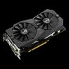 ASUS STRIX-GTX1050TI-4G-GAMING, GeForce GTX 1050 Ti, 4GB/128bit GDDR5, 2xDVI/HDMI/DP, DirectCU II cooling