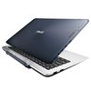 "ASUS TransformerBook T200TA-CP004T, 11.6"" Touch LED (1366x768), Intel Atom Quad Z3775 1.46GHz, 2GB RAM, 500GB HDD + 32GB eMMC, USB3.0/microHDMI, Win 10"