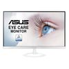 "23"" Asus VZ239HE-W, IPS, 1920x1080, 5ms, 250cd/m2, 80M:1, VGA/HDMI, white"
