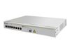 Switch Allied Telesis AT-FS708/POE, 10/100TX x 8 ports unmanaged PoE Fast Ethernet switch with 1 SFP