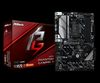 AsRock X570 Phantom Gaming 4, AMD X570, VGA by CPU, 2xPCI-e 4.0x16, 4xDDR4, 2xM.2, HDMI/DP/USB3.2 (Gen2), ATX (Socket AM4)