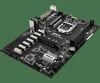 AsRock H110 PRO BTC+, Intel H110, VGA by CPU, 13xPCI-Ex, 2xDDR4, M.2, DVI, USB3.0, ATX (Socket 1151)
