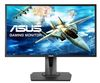 "24"" Asus MG248QR, 16:9, 1920x1080, 1ms, 100M:1, 350cd/m2, speakers, DVI/HDMI/DP, Black"