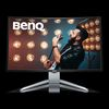"31.5"" BENQ EX3200R, Curved LED, 16:9, 1920x1080, 4ms, 300cd/m2, 3000:1, HDMI/DP/mDP"