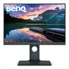 "24.1"" BENQ SW240, IPS LED, 16:10, 1920x1200, 5ms, 250cd/m2, 1000:1, pivot, DVI/HDMI/DP/USB"