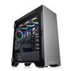 Thermaltake A500 Aluminium TG, ATX, noPSU, Tempered Glass panels, grey (CA-1L3-00M9WN-00)