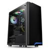 Thermaltake H100 TG, Midi Tower, ATX, noPSU, Tempered glass (CA-1L4-00M1WN-02)