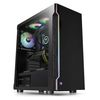 Thermaltake H200 TG RGB, Midi Tower, ATX, noPSU, Tempered glass (CA-1M3-00M1WN-00)
