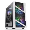 Thermaltake Commander C31 TG Snow ARGB Edition, Midi Tower, ATX, noPSU, Tempered glass, white (CA-1N2-00M6WN-00)