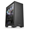 Thermaltake S500 TG, Midi Tower, ATX, noPSU, Tempered glass (CA-1O3-00M1WN-00)