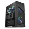 Thermaltake Commander G32 TG ARGB, Midi Tower, ATX, noPSU, 1x120mm + 1x200mm fans, Tempered glass (CA-1P2-00M1WN-00)