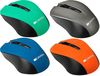 CANYON CNE-CMSW1, Wireless optical mouse, 800-1200dpi, USB, blue/silver/green/orange