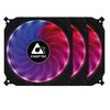 CHIEFTEC Tornado (3-Fan Pack) CF-3012-RGB, 120mm, RGB, 1200rpm, 16dB, 6-Pin