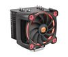 Thermaltake Riing Silent 12 Pro Red, 2066/2011-3/2011/1366/1156/1155/1151/1150/775, AM4/FM2/FM1/AM3+/AM3/AM2+/AM2, 120mm fan, 500-1400rpm, up to 19dBA, 4pin (CL-P021-CA12RE-A)