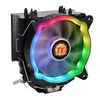 Thermaltake UX200 ARGB Lightning, 1156/1155/1151/1150/775, AM4/FM2/FM1/AM3+/AM3/AM2+/AM2, 120mm fan, 300-1500rpm, up to 26.33dBA, 4pin (CL-P065-AL12SW-A)