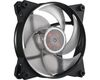CoolerMaster MasterFan Pro 120 Air Pressure RGB 3 in 1, 120mm, 650-1500rpm, 6-20dBA, 4-pin (MFY-P2DC-153PC-R1)