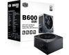 CoolerMaster B2 Series 600W, max 552W, 12cm fan/AFC (RS-600-ACABB1)