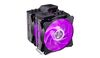 CoolerMaster MasterAir MA620P, Intel� LGA 2066/2011-v3/2011/1366/1156/1155/1151/1150/775, AMD� AM4/AM3+/AM3/AM2+/AM2/FM2+/FM2/FM1, 120mm, 600-1800rpm, 31dB, 4pin,  RGB (MAP-D6PN-218PC-R1)