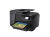 "HP Officejet Pro 8710 All-in-One Printer, A4, Print/Scan/Copy/Fax, Print 22/18ppm, 1200x1200dpi, Scan 1200dpi, duplex/ADF, 2.65"" touch LCD, USB/LAN/WiFi (D9L18A)"