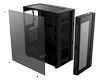 "DeepCool MATREXX 55, 2x3.5"", 2x2.5"", USB3.0, ATX, Tempered Glass side panel, black"