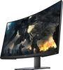 "31.5"" Dell S3220DGF, Curved, 2560x1440, 4ms, 400cd/m2, 3000:1, Speakers, 2xHDMI/DP/USB3.0"