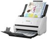 EPSON WorkForce DS-530, A4, Sheet-fed, one-pass duplex color scanner, CIS, 300dpi, 35ppm, 30bit, duplex/ADF, USB/LAN