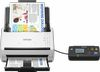 EPSON WorkForce DS-530N, A4, Sheet-fed, one-pass duplex color scanner, CIS, 600dpi, 35ppm, 30bit, duplex/ADF, USB/LAN