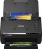 EPSON FastFoto FF-680W, A4, Sheet-fed, one-pass duplex color scanner, 600dpi, 30ppm, ADF/Duplex, USB/Wi-FI