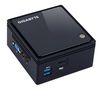 GIGABYTE GB-BACE-3000, Mini PC, Intel Celeron N3000 1GHz (up to2GHz), SO-DIMM DDR3L, SSD/HDD SATA3, Intel HD Graphics, MicroSD, VGA/HDMI/USB3.0, noOS