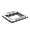 "Gembird MF-95-01, Mounting frame, 9.5mm notebook optical drive slot to 2.5"" SATA SSD or HDD"