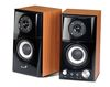 Genius SP-HF500A, speaker system 2.0, 14W RMS, wood