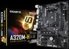 Gigabyte GA-A320M-H, AMD A320, VGA by CPU, PCI-Ex16, 2xDDR4, M.2, DVI/HDMI/USB3.1, mATX (Socket AM4)