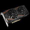 Gigabyte GV-RX580GAMING-4GD, AMD Radeon RX 580, 4GB/256bit GDDR5, DVI/HDMI/DP, WINDFORCE 2X cooling