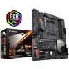 Gigabyte X570 AORUS ELITE, AMD X570, VGA by CPU, PCI-e 4.0x16, 4xDDR4, 2xM.2, HDMI/USB3.2 (Gen 2), ATX (Socket AM4)