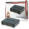 Adapter HDMI Switch, 2in/1out, 1080p, Manual, w/ Power Adapter