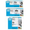 CE313A - HP Toner, Magenta, 1.000 pages
