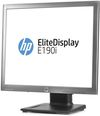 "19"" HP EliteDisplay E190i, 1280x1024, 5ms, 250cd/m2, 1000:1, VGA/DVI/DP/USB, black (E4U30AA)"