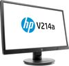 "20.7"" HP V214a (1FR84AA), FullHD LED, 16:9, 1920x1080, 200cd/m2, 600:1, 5ms, Speakers, VGA/HDMI, Black"
