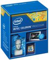 Intel Celeron G1840, 2.80GHz, 2MB L3 cache, dual core (2 Threads), GPU, 22nm, BOX (Socket 1150)